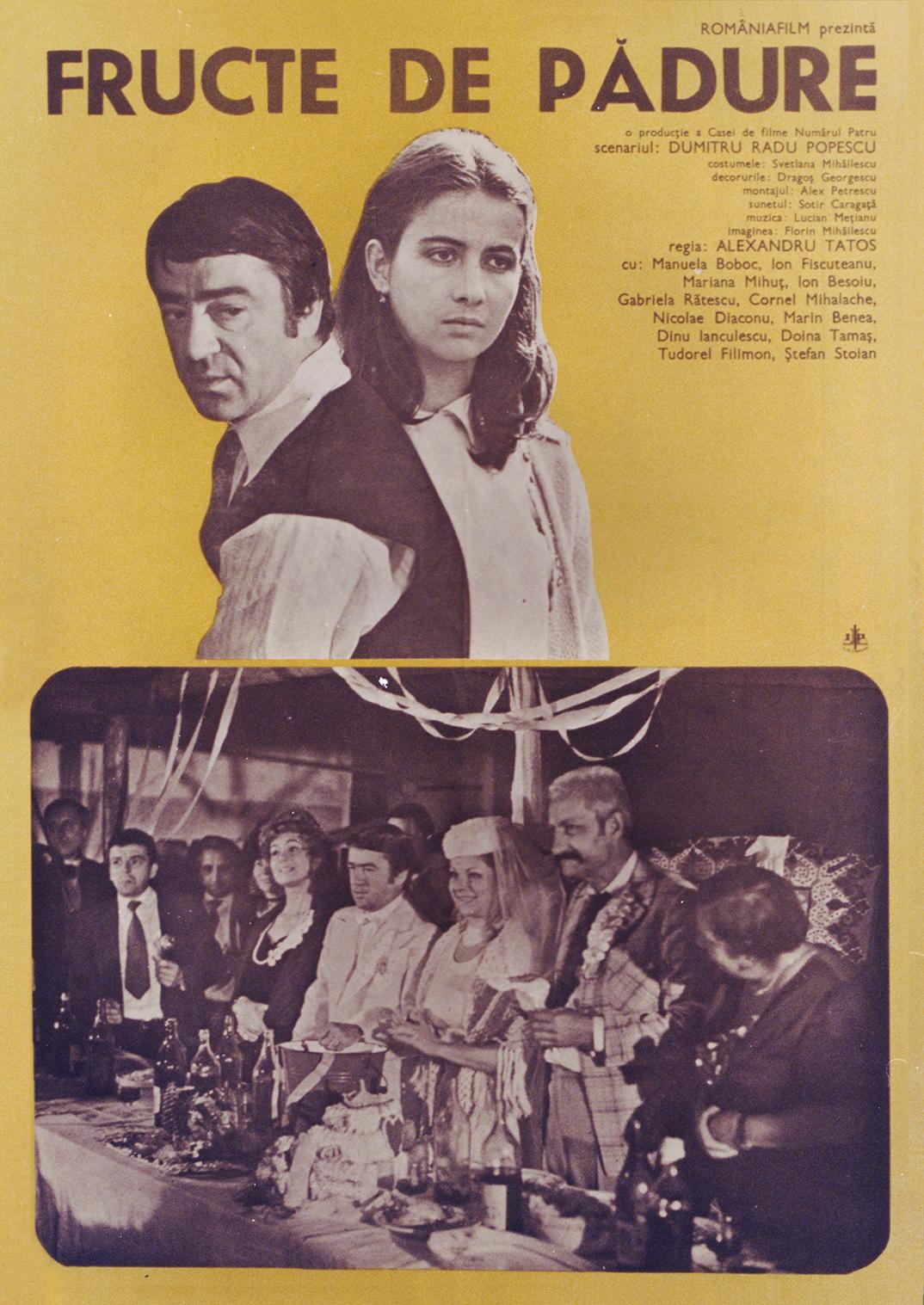 Fructe de padure (1983)