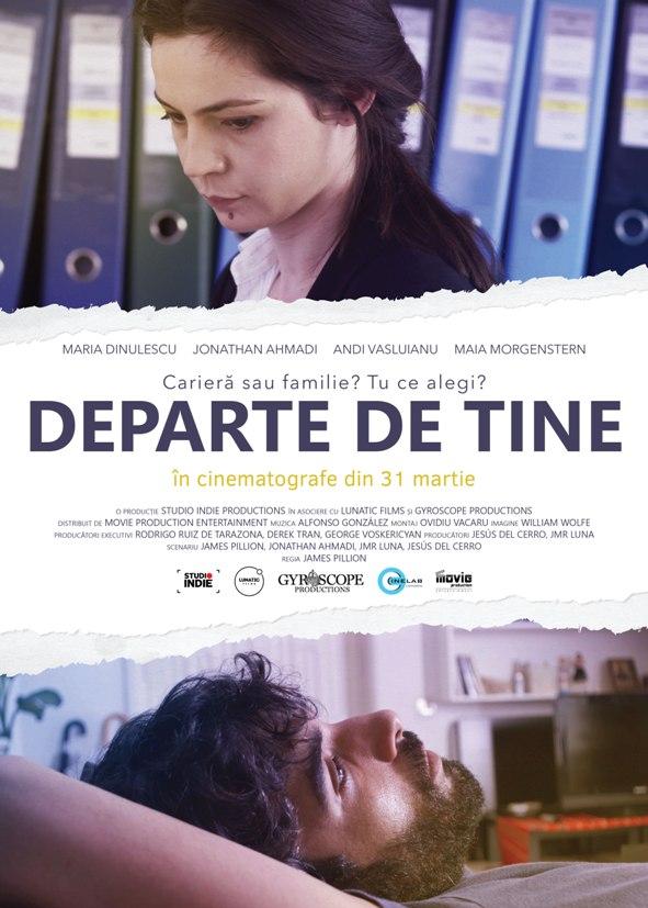 Departe de tine (2016) - Photo