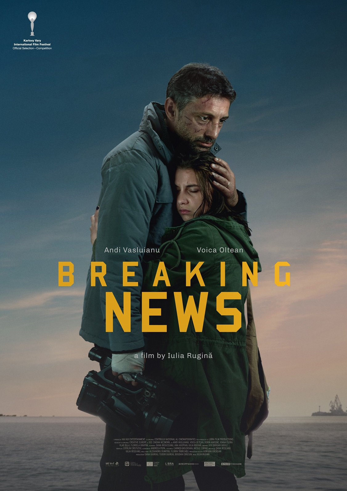 Breaking News (2017) - Photo