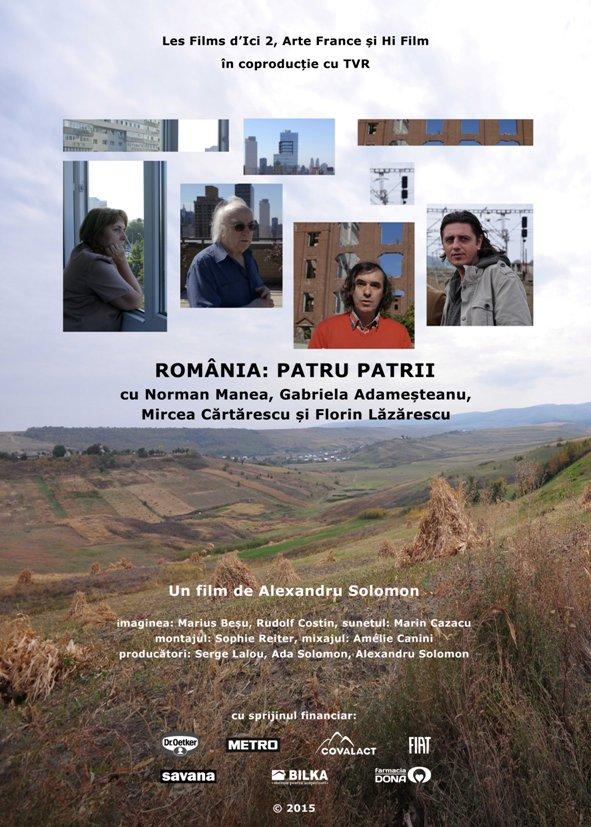 România: Patru patrii (2015) - Photo