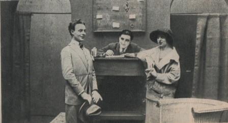 Milionar pentru o zi (1924) - Photo