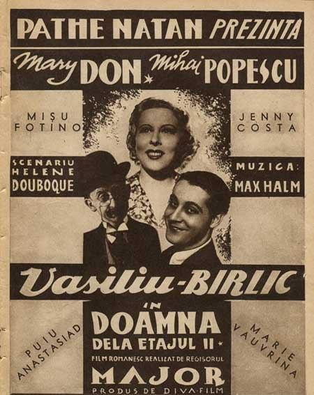 Doamna dela etajul II (1937) - Photo