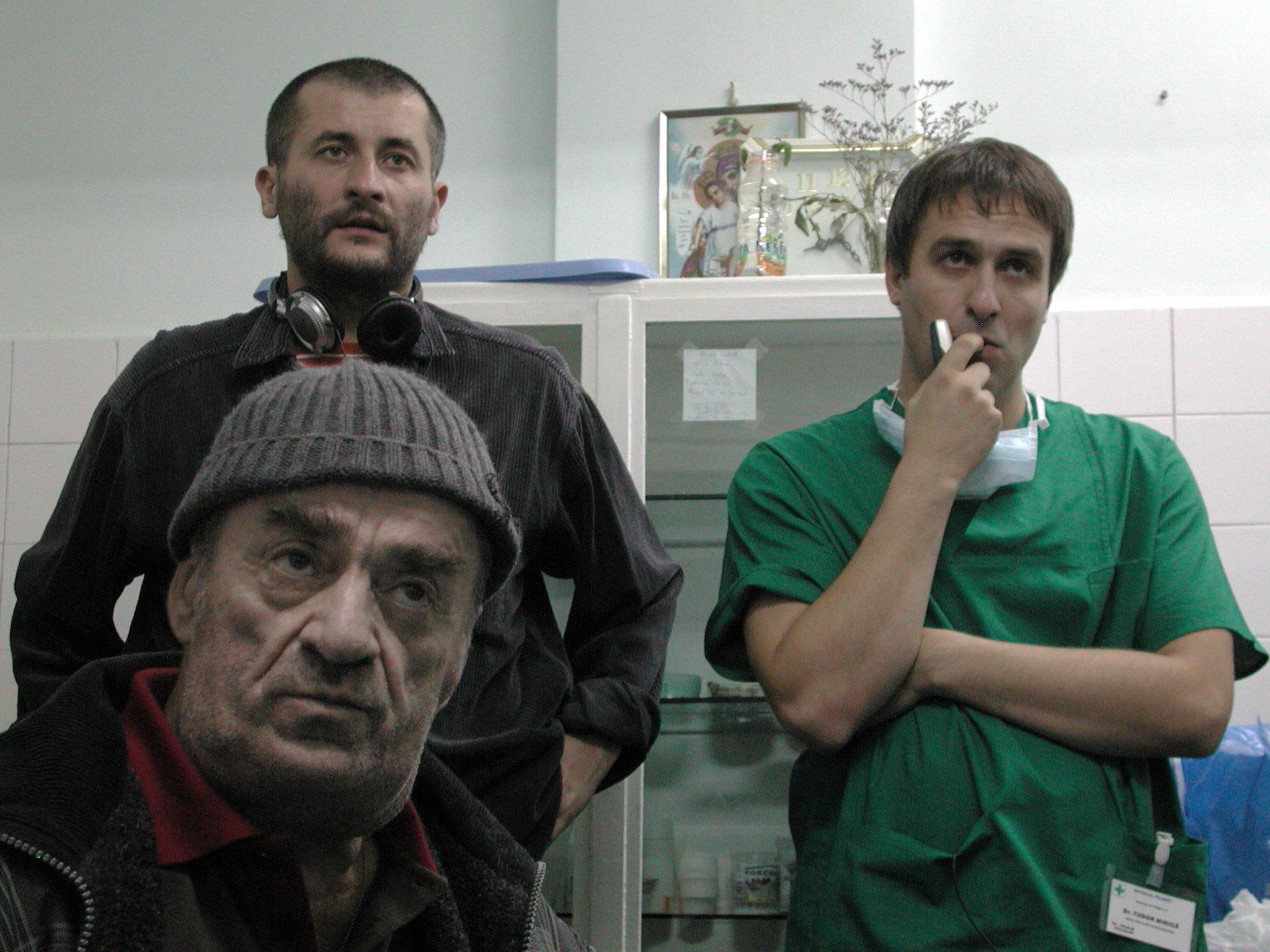 Moartea domnului Lăzărescu, un making of (2009) - Photo