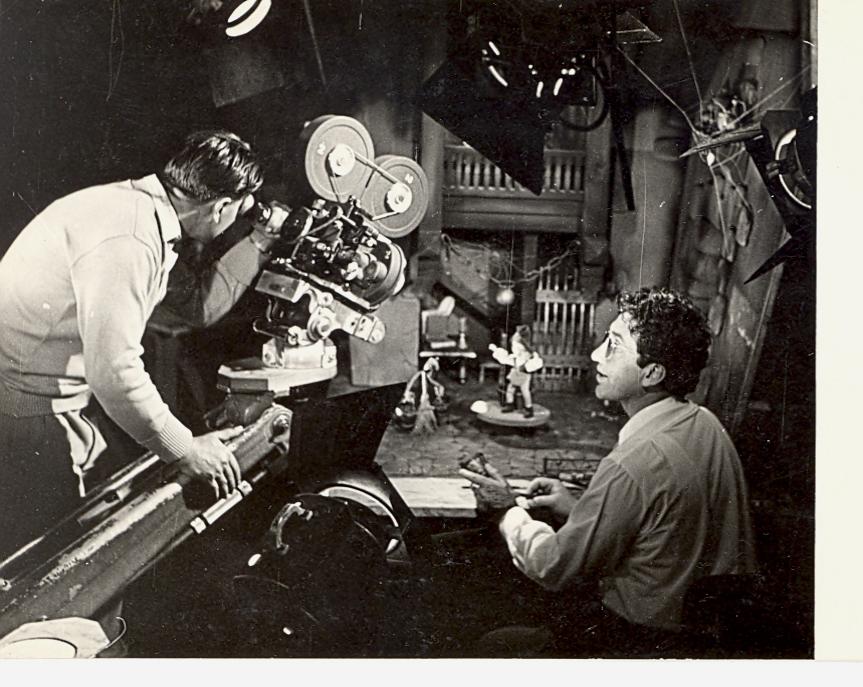 Ucenicul vrăjitor (1958) - Photo