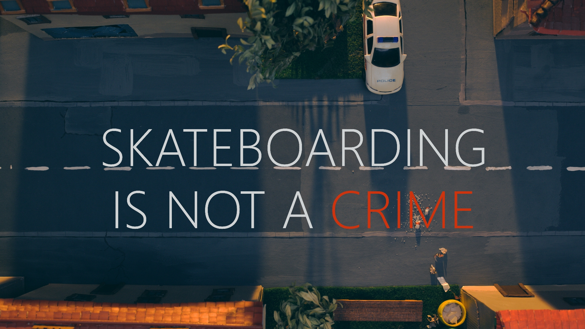 Skateboarding Is Not a Crime (2016) - Photo