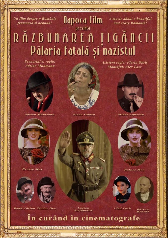 Răzbunarea țigăncii: pălăria fatală și nazistul (2016) - Photo