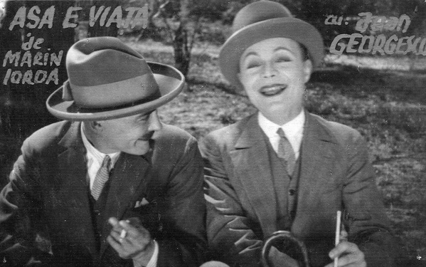 Așa e viața (1928) - Photo