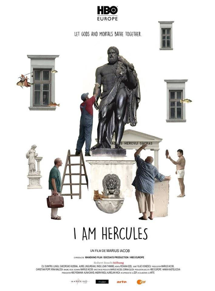 I am Hercules (2017) - Photo