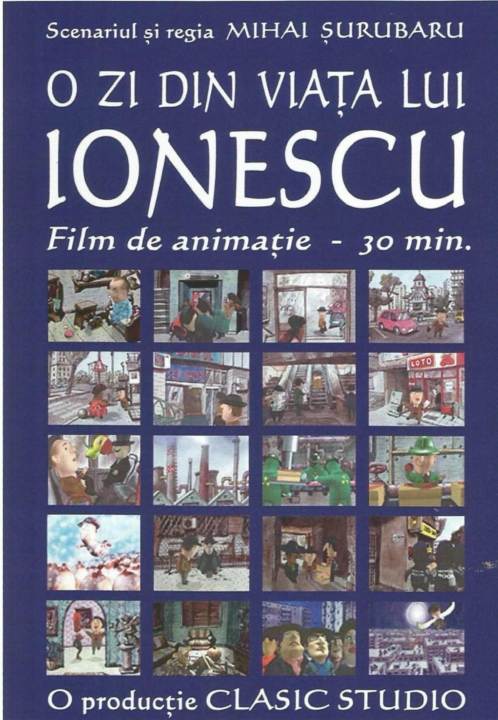 O zi din viața lui Ionescu (2009) - Photo