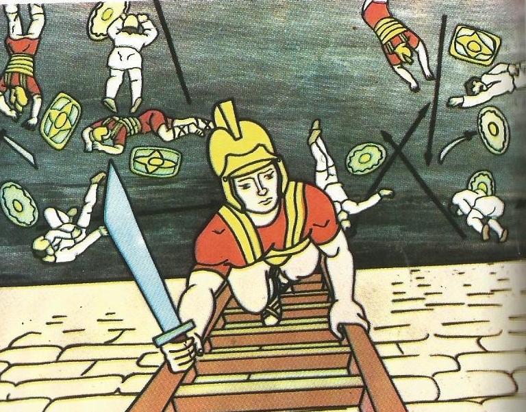 Trajan and Decebal (1977) - Photo