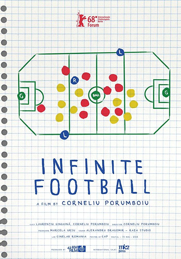 Fotbal infinit (2018) - Photo