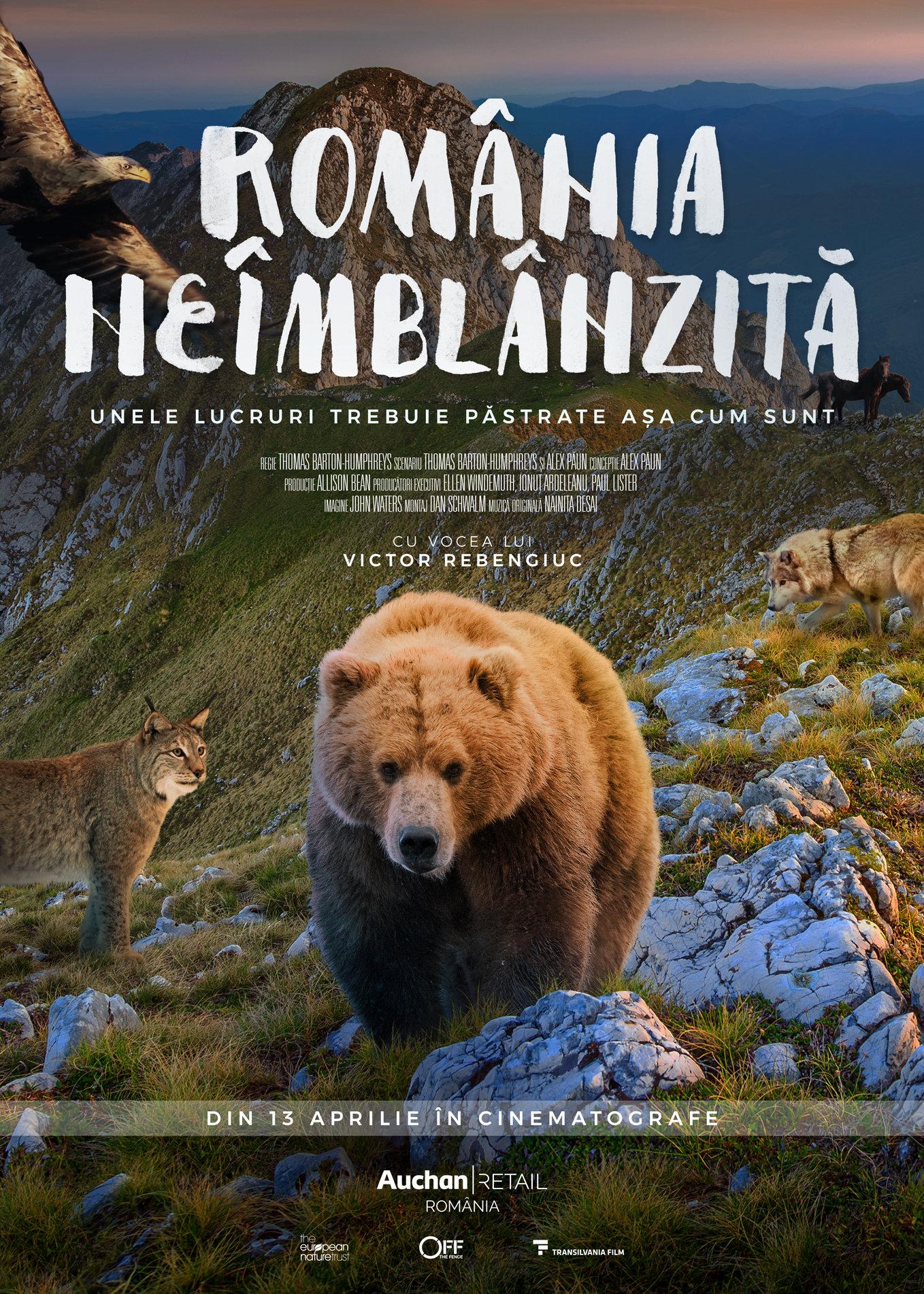 România neîmblânzită (2018) - Photo