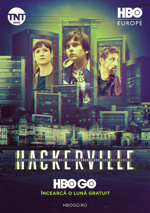 Hackerville (2018) - Photo
