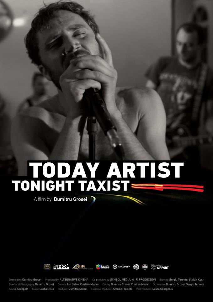 Today Artist, Tonight Taxist (2018) - Photo