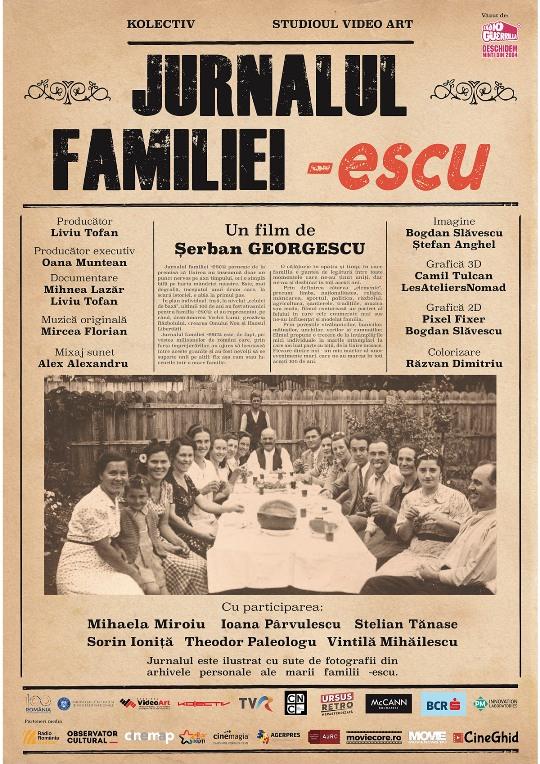 Jurnalul familiei -escu (2018) - Photo