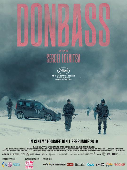 Donbass (2018) - Photo