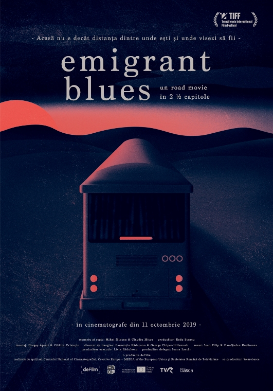 Emigrant Blues: A Road Movie in 2 ½ Chapters (2019) - Photo