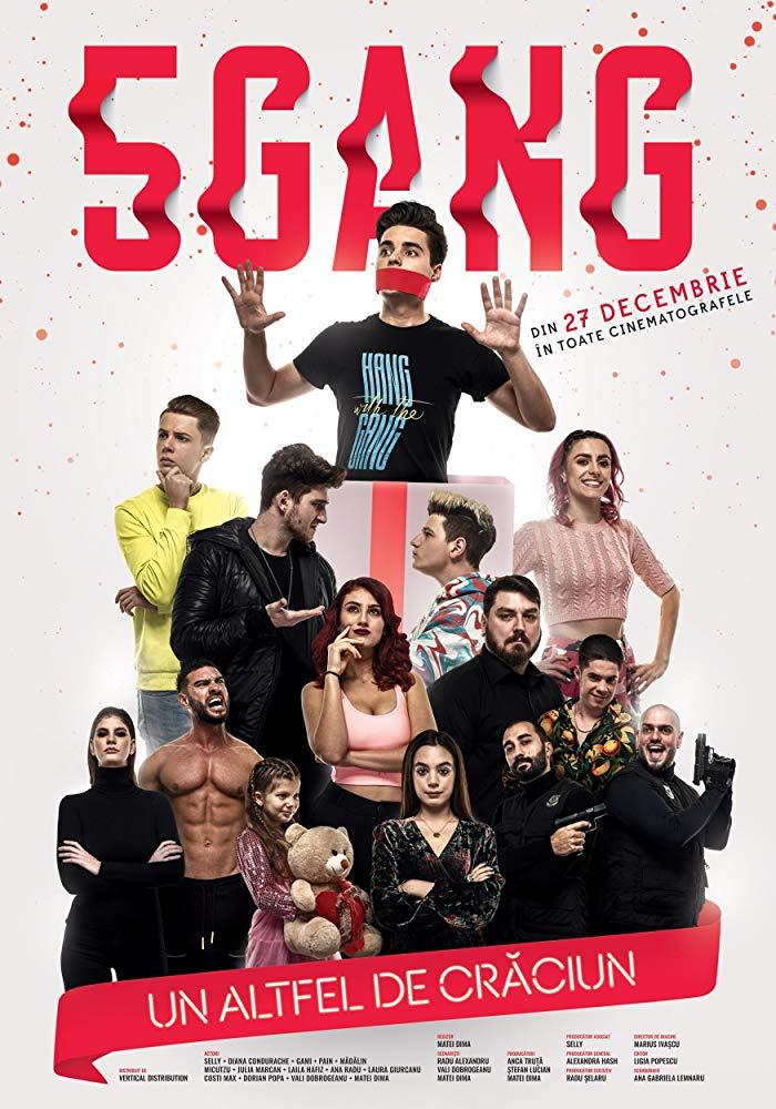 5Gang: Un altfel de Crăciun (2019) - Photo