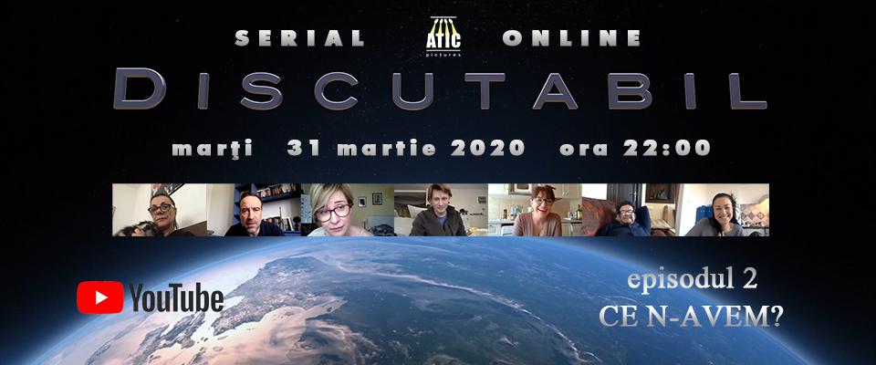 Discutabil (2020) - Photo