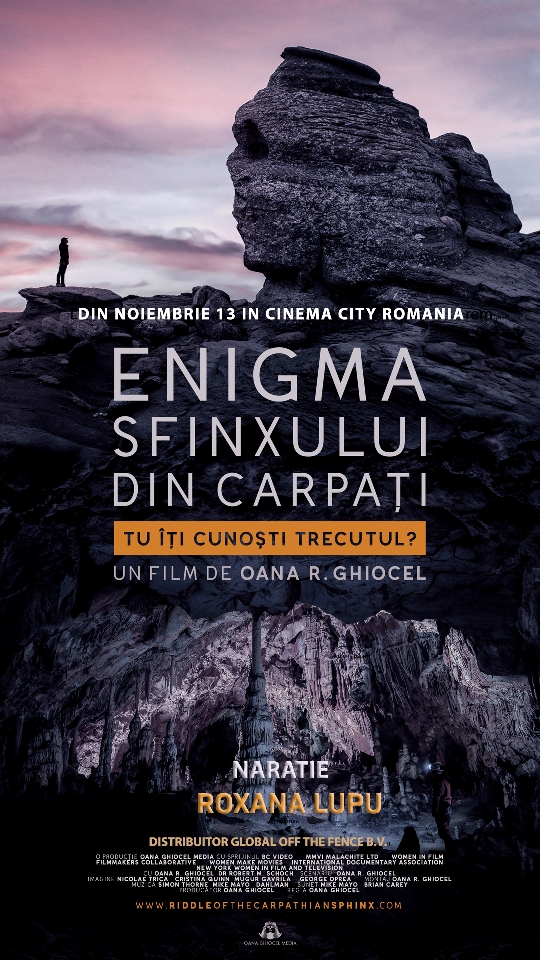 Enigma Sfinxului din Carpați (2020) - Photo