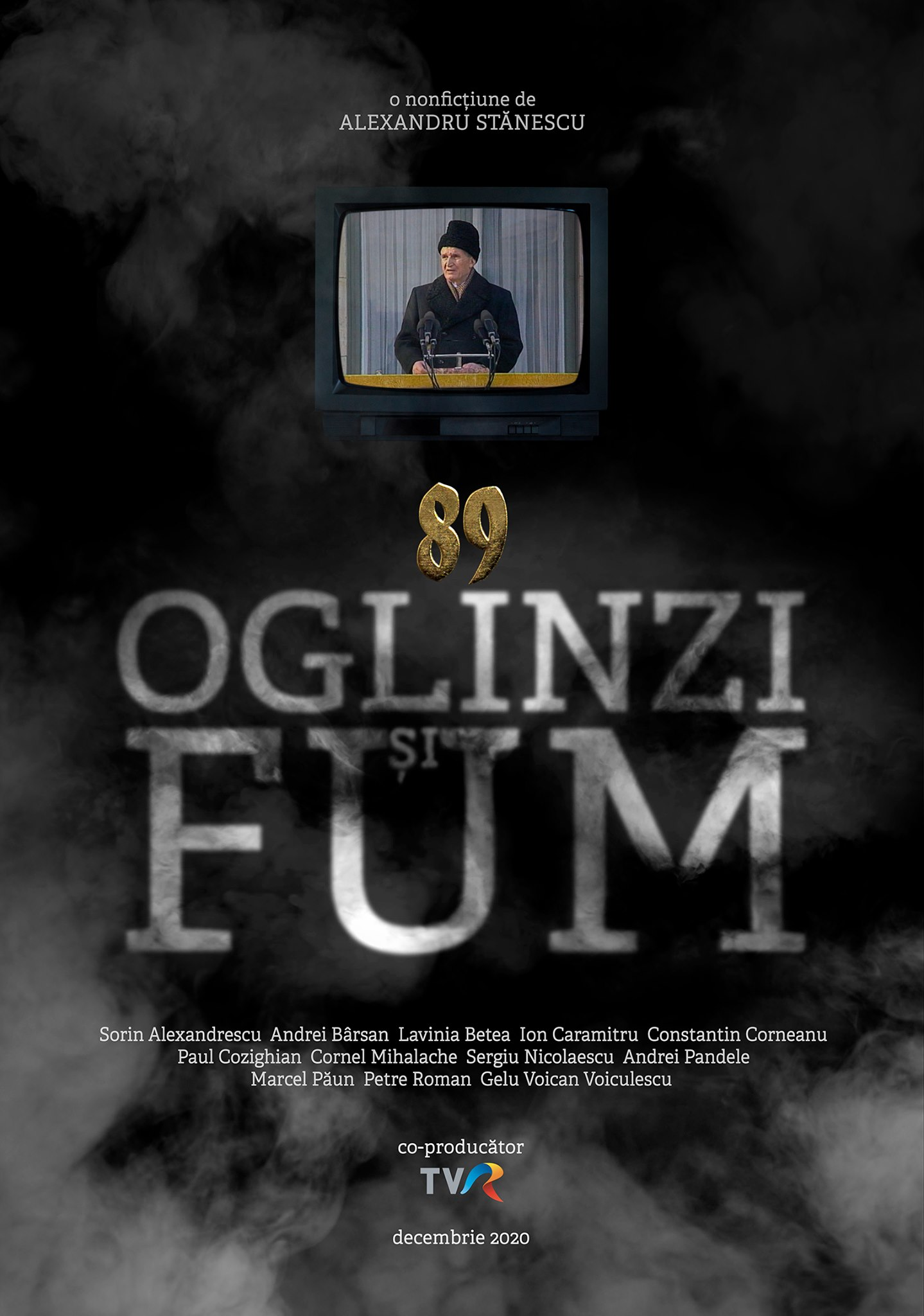 89: Oglinzi și fum (2020) - Photo