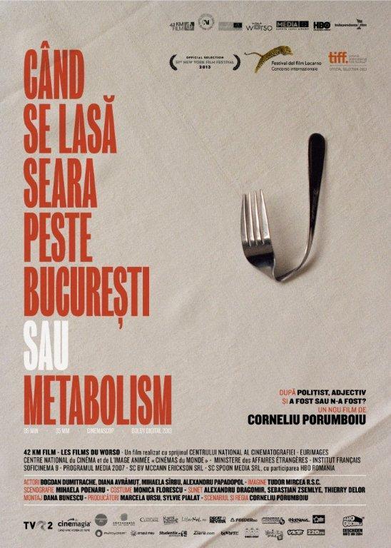 Când se lasă seara peste Bucureşti sau Metabolism (2013) - Photo