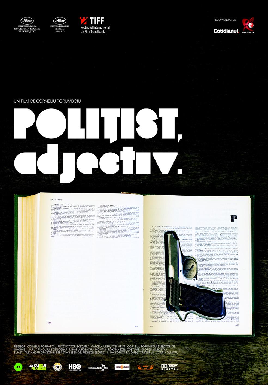Poliţist, adjectiv (2009) - Photo