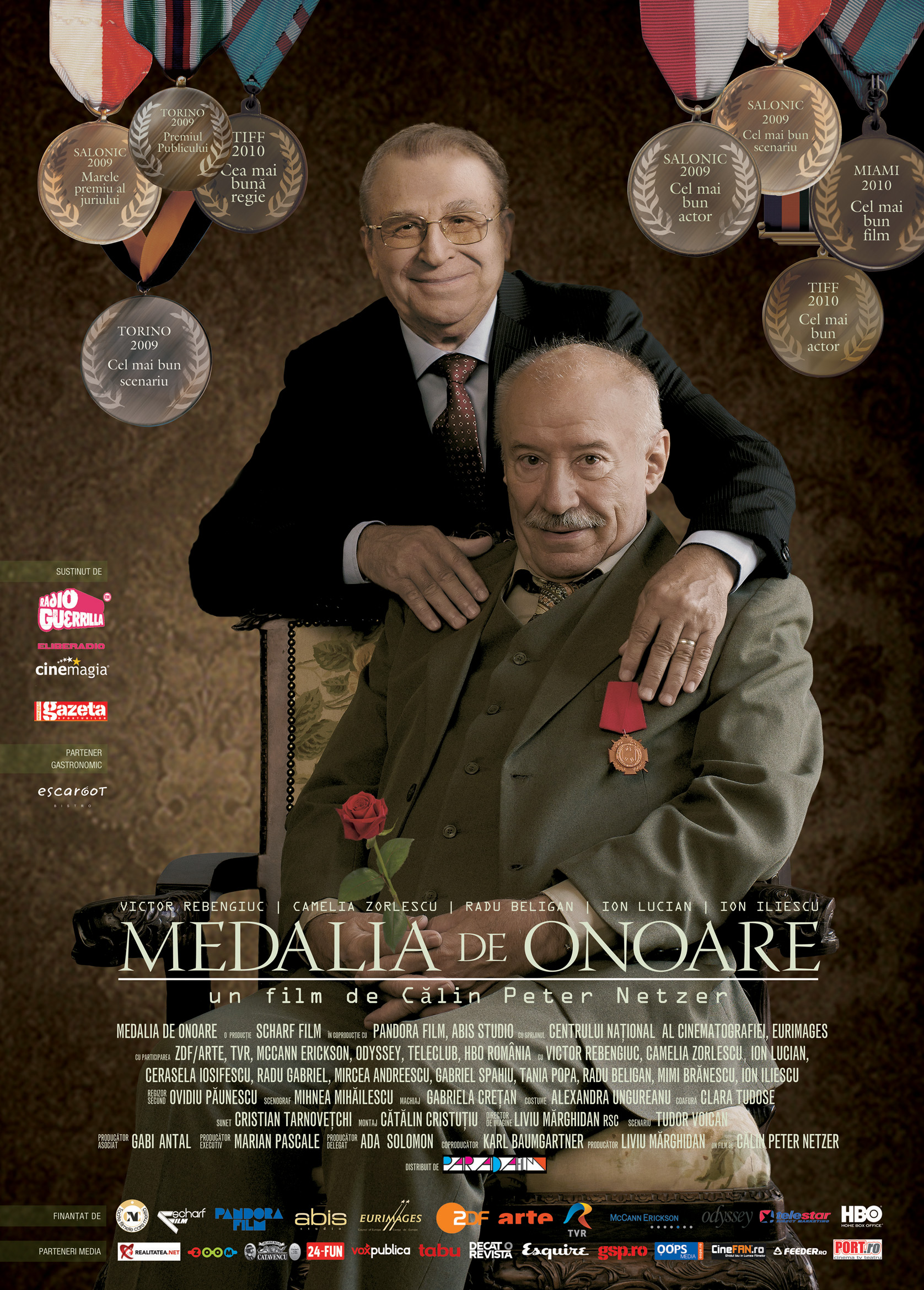 Medalia de onoare (2009) - Photo