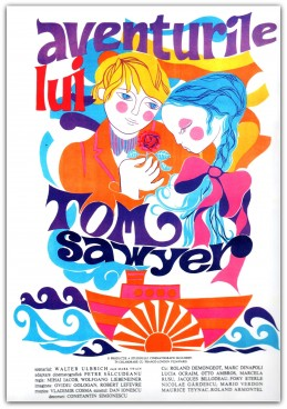 The Adventures of Tom Sawyer (1968) - Photo