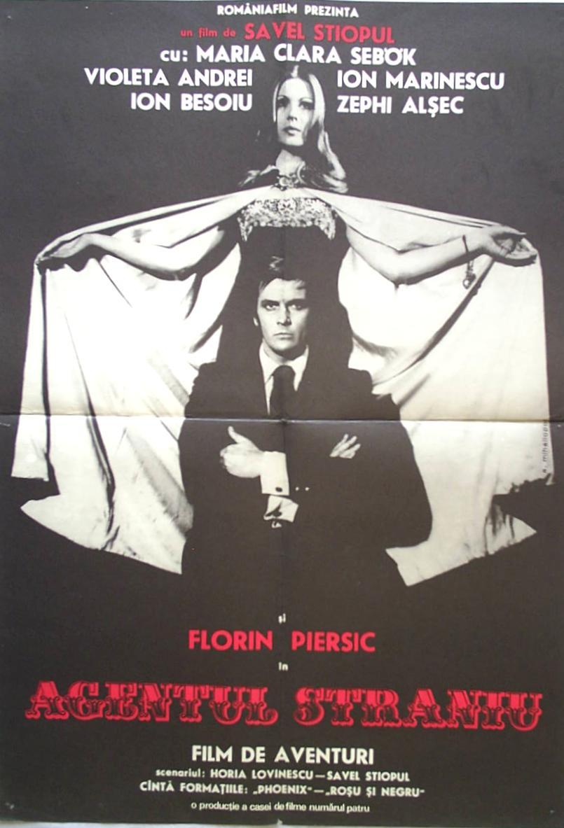 Agentul straniu (1974) - Photo