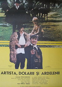 The Actress, the Dollars and the Transylvanians (1979) - Photo