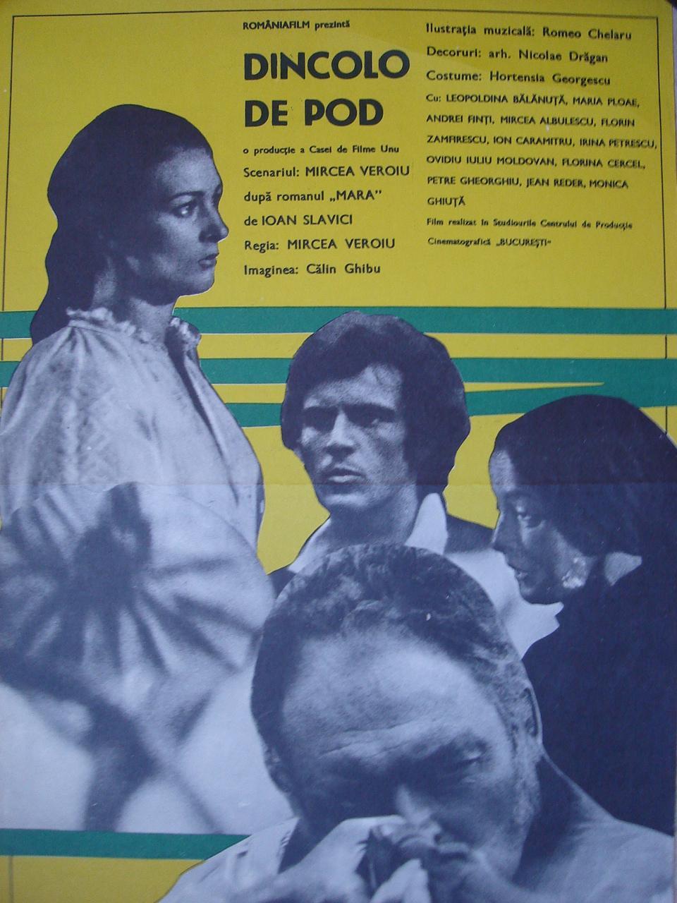 Beyond the Bridge (1975) - Photo