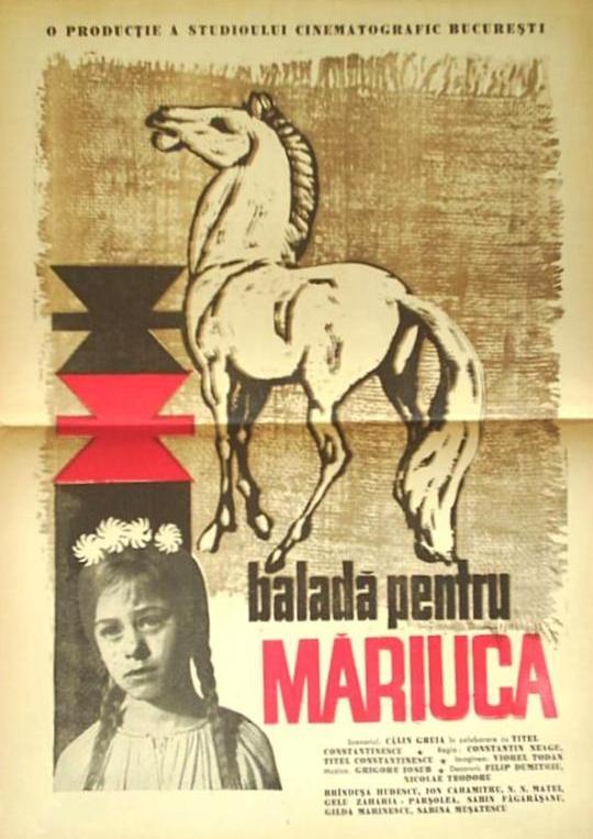 Baladă pentru Măriuca (1968) - Photo