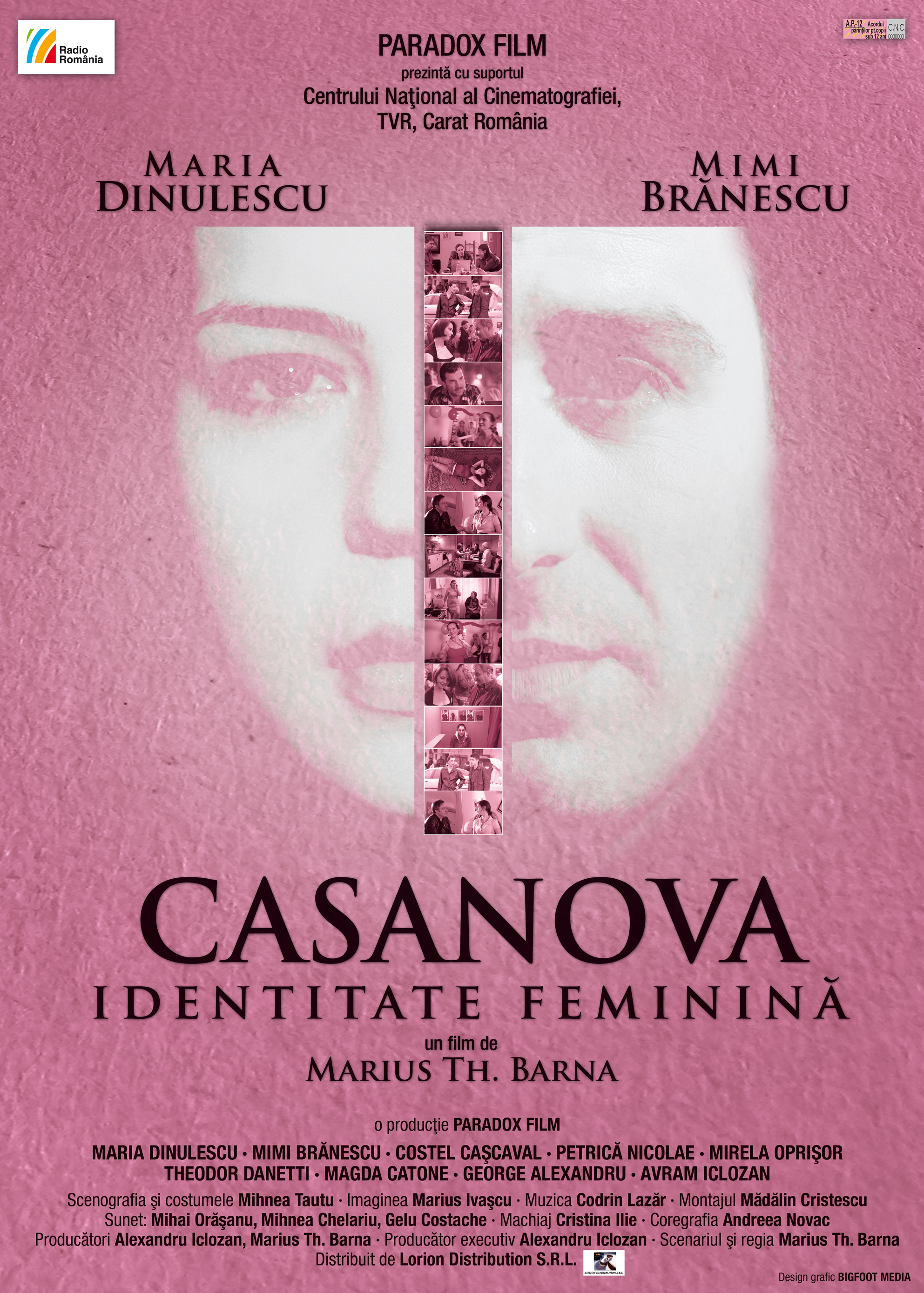Casanova, identitate feminină (2010) - Photo