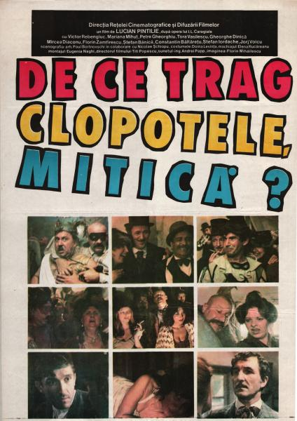 Why Are the Bells Ringing, Mitica? (1981) - Photo