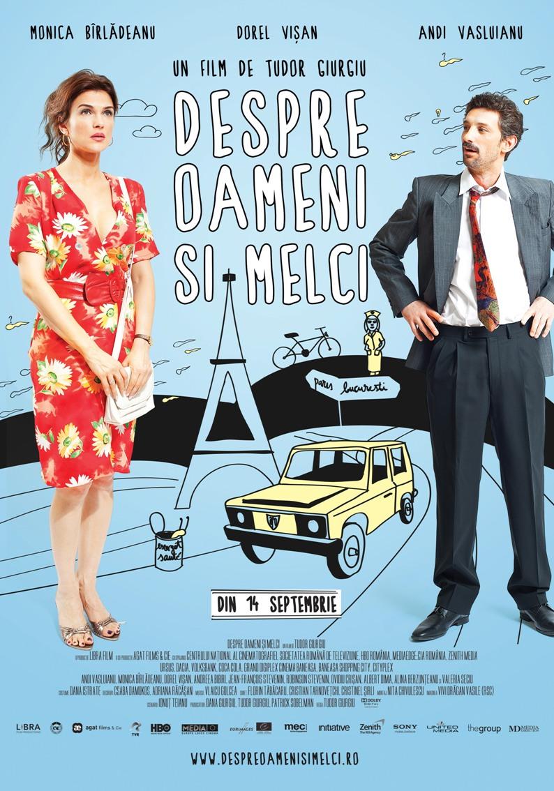 Despre oameni şi melci (2012) - Photo