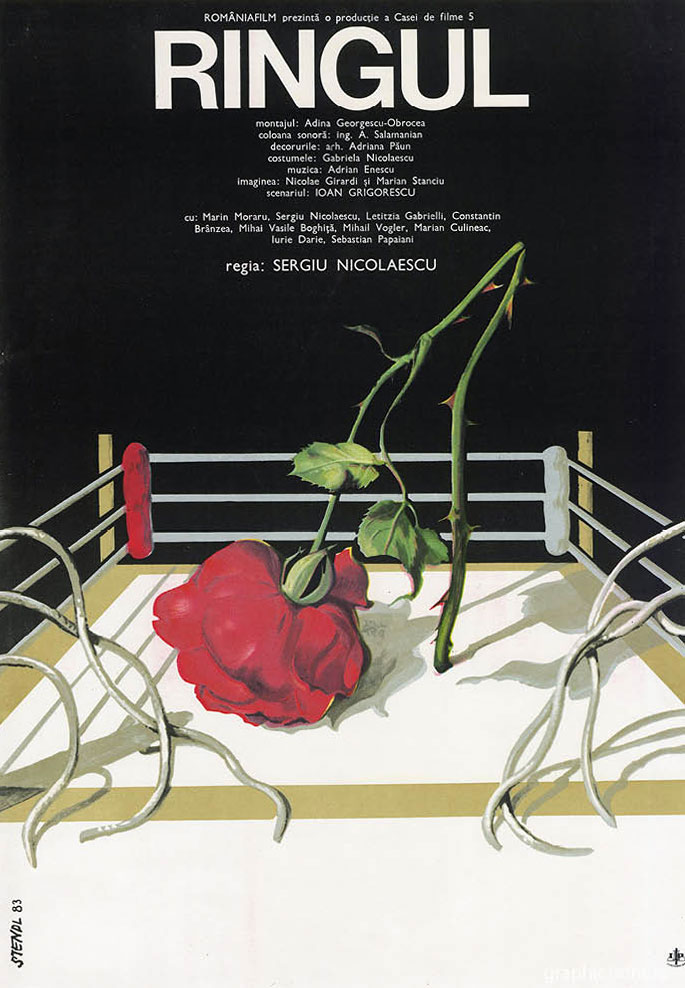 Ringul (1983) - Photo
