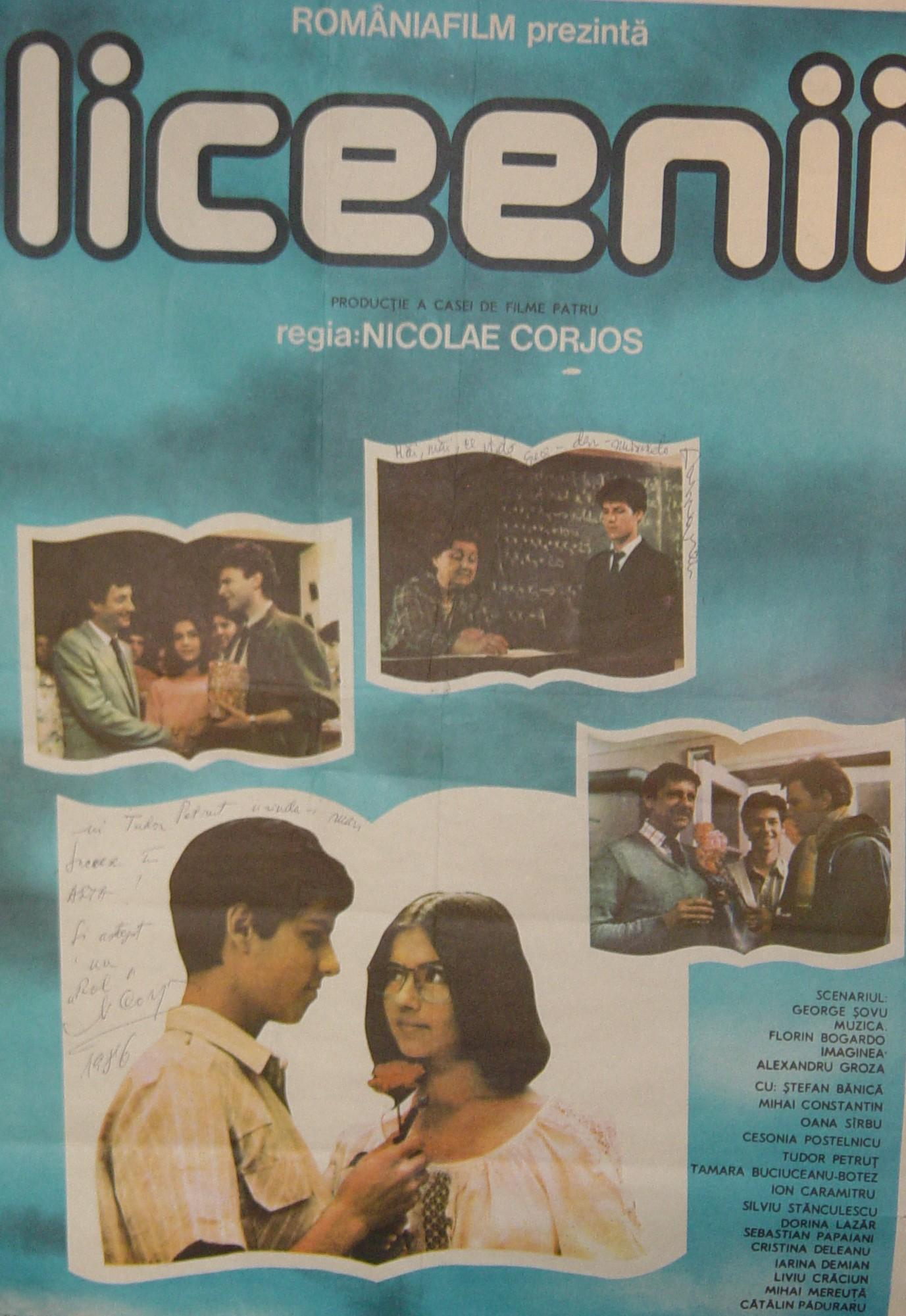 Liceenii (1986) - Photo