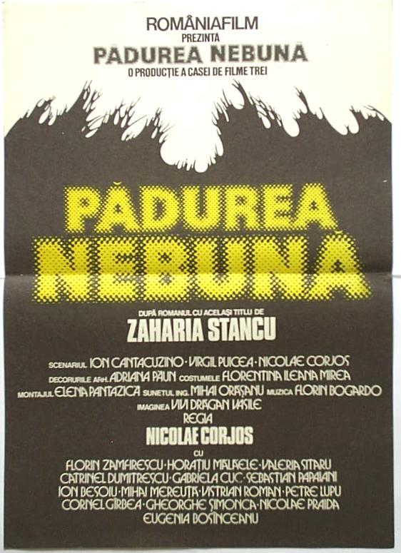 Pădurea nebună (1982) - Photo