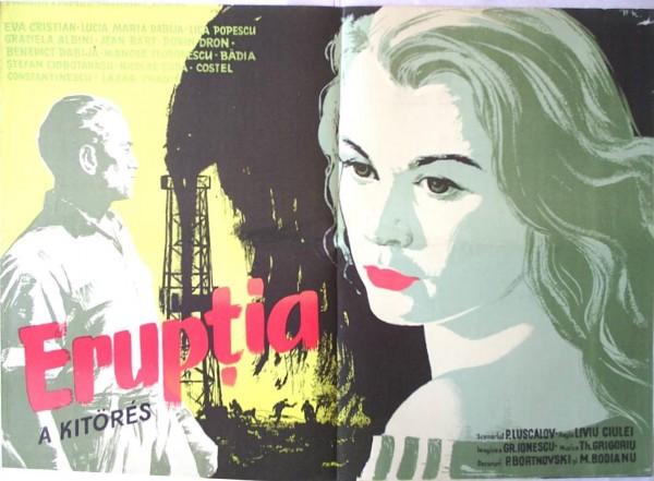 The Eruption (1957) - Photo