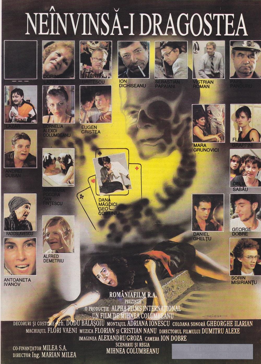 Neînvinsă-i dragostea (1994) - Photo