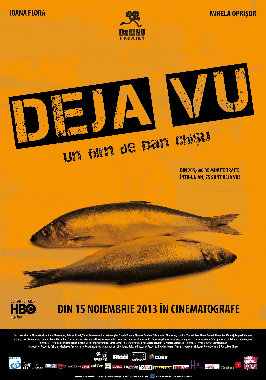 Déjà vu (2012) - Photo