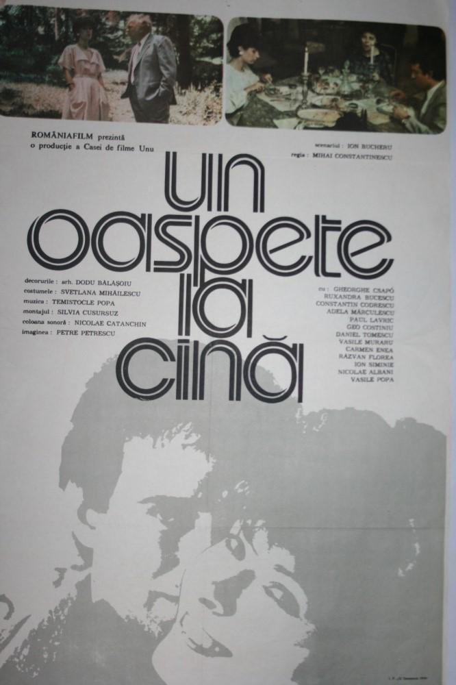 Un oaspete la cină (1986) - Photo
