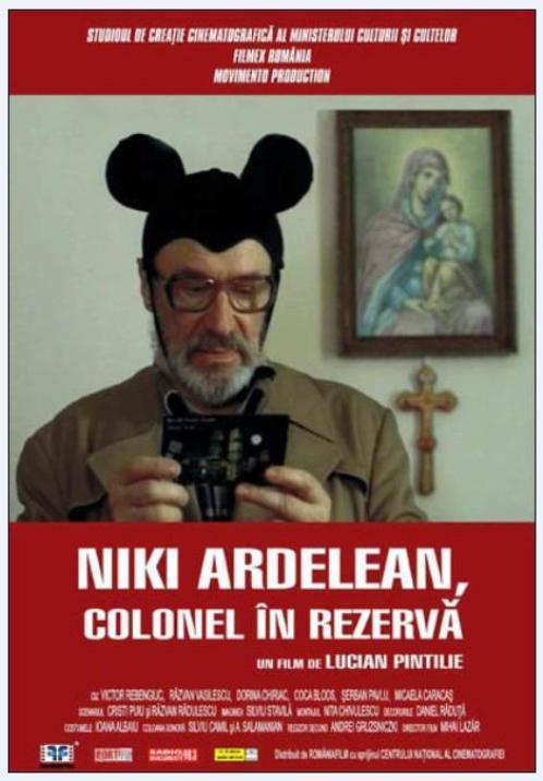 Niki Ardelean, colonel în rezervă (2003) - Photo