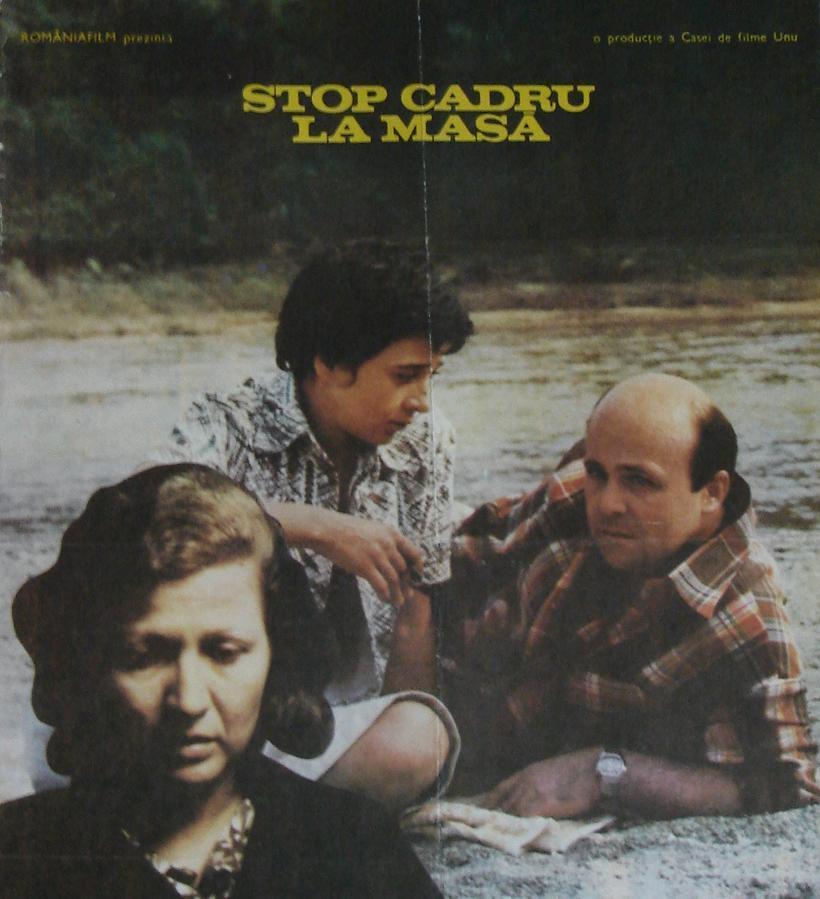 Stop-cadru la masă (1979) - Photo