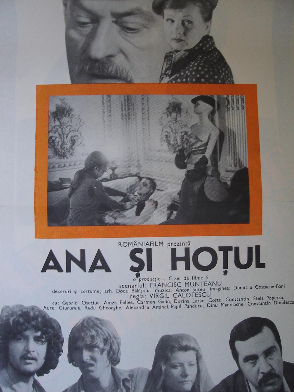 """Ana şi """"hoţul"""" (1981) - Photo"""