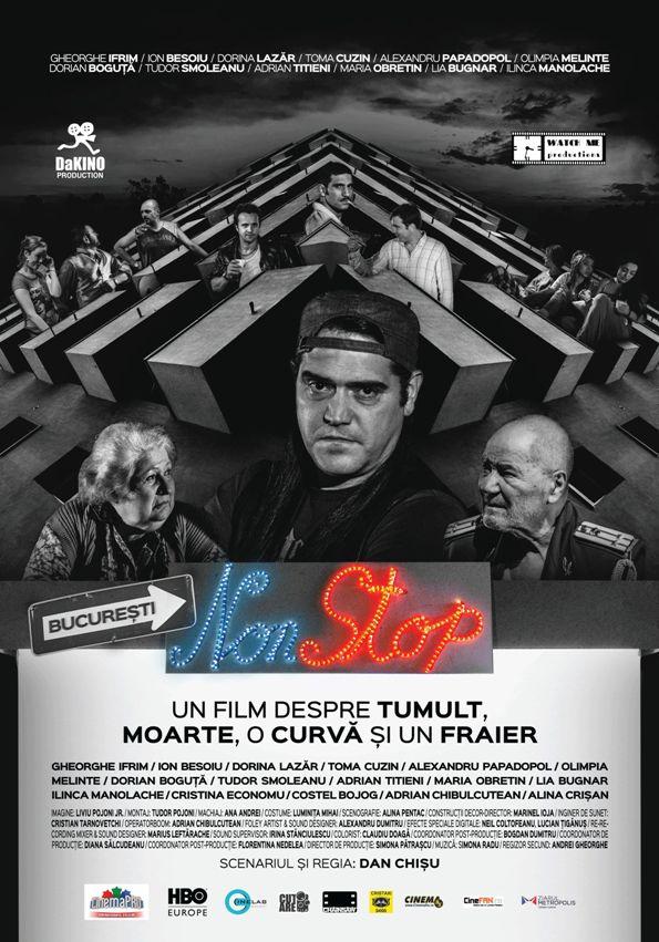 Bucureşti NonStop (2014) - Photo