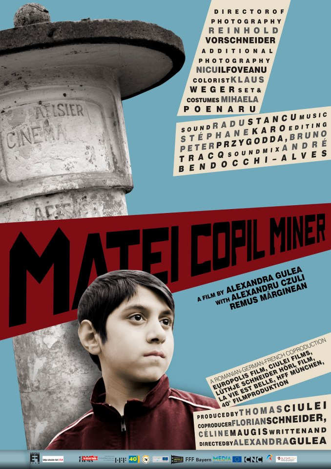 Matei, copil miner (2012) - Photo