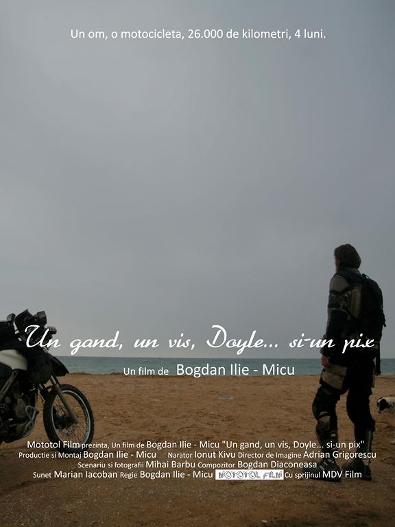 Un gând, un vis, Doyle… şi-un pix (2012) - Photo