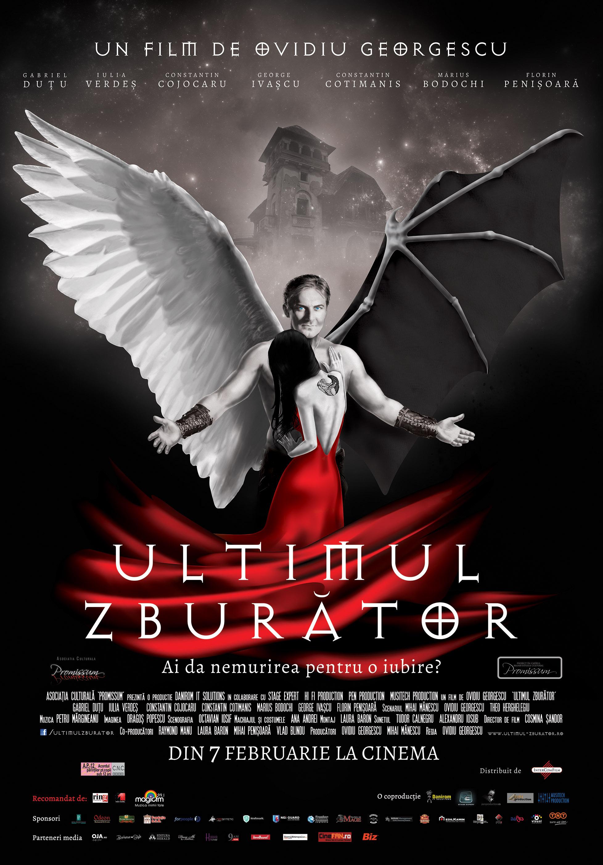 Ultimul zburător (2013) - Photo